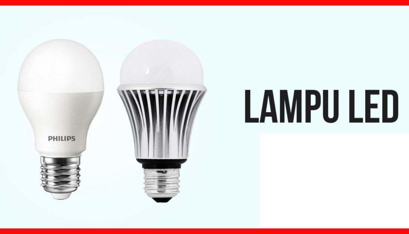 Siapkan 100 Lampu LED