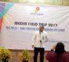 Field Trip 2017, FJM Kunjungi Jadestone Energy