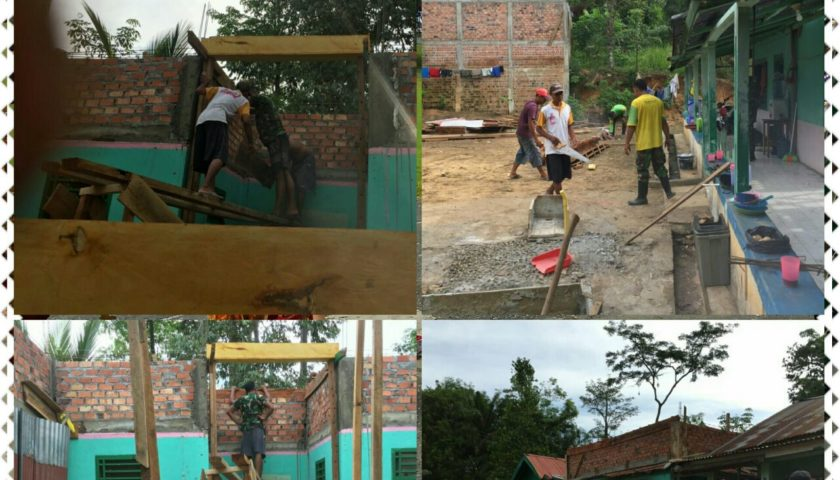 Dandim 0404 Muara Enim Siap Bantu Masyarakat Pali