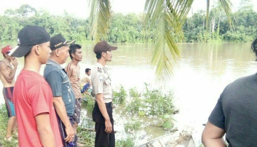 Lagi Sungai Lematang Menelan Korban Jiwa