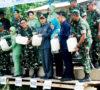 Pangdam II Sriwijaya Tebar Bibit Ikan dan Bios