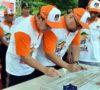 Komisioner KPU RI Louncing Pilkada Lubuklinggau