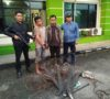 Pencuri Kabel Tembaga Milik PT Pertamina EP Asset 2 Diringkus