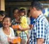 Gapensi, HIPMI, Kadin Prabumulih Peduli Banjir