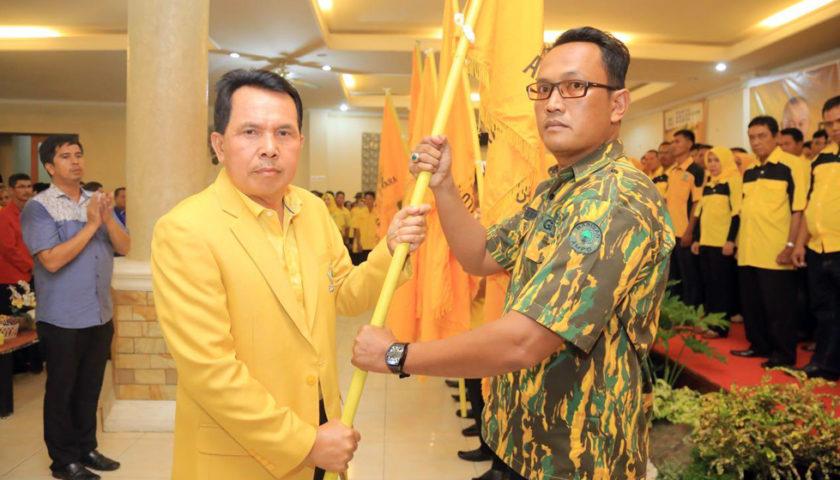 Weli Jabat Ketua AMPG Kota Prabumulih
