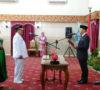 Budiman Jabat Plt Walikota Bengkulu
