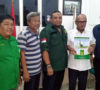 Kantongi SK Dukungan dari DPP, Ini Harapan Syamsul-Hanan