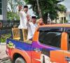 Berkas Pencalonan Diterima KPU, Syamsul-Hanan Yakin Menang