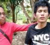 Lihat Hal Mencurigakan Kapolsek Ini Tangkap Bandit Sendirian