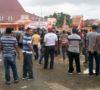 Ratusan Massa Serbu KPU