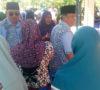 Raih Simpati Masyarakat Nansuko Door to Door Sambangi Warga