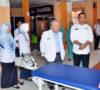 Pastikan Pelayanan Kesehatan Sesuai Standar, Wako Sidak RSUD