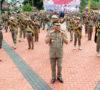 Sat Pol PP dan Sat Linmas Goyang 'Maumere'