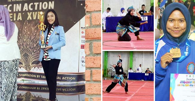 Dua Mahasiswi UBL Raih Prestasi Lomba Tingkat Nasional