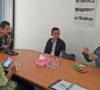 UBL Lanjutkan Kerjasama Proyek Smart Transportation Lampung