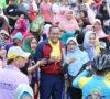 Dodi Reza: Linggau Bisa, Linggau Sehat, Payo Kito Olahraga