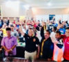Dodi Nobar dengan Komunitas Bola Linggau, SFC Menang 3-1