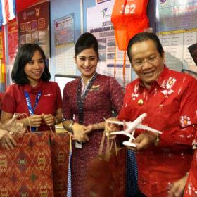 Lion Air Group Mempermudah Akses Wisatawan dan Pebisnis
