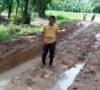 Warga Tanjung Raya Keluhkan Kerusakan Jalan