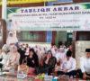 BKM Masjid Agung Nurul Iman Gelar Peringatan Isra Miraj