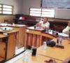 PT WPG dan Lonsum Sinergis Bersama Kades Sepakat Perbaiki Jalan Pemda