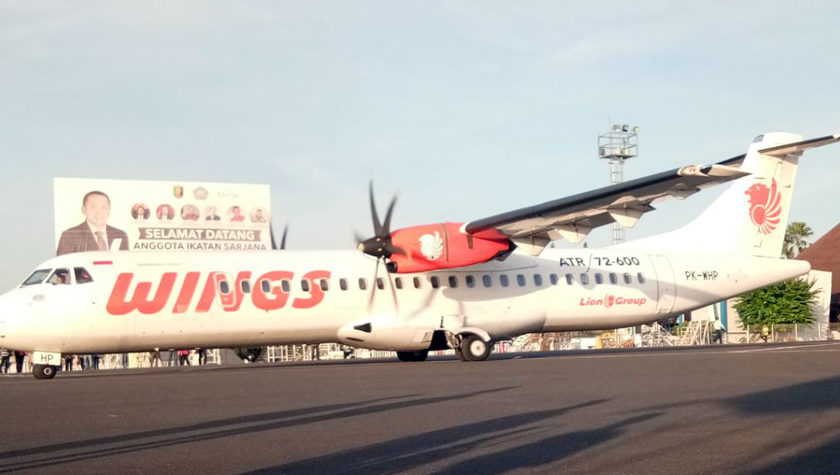 Wings Air akan Terbang dari Lampung ke Bengkulu
