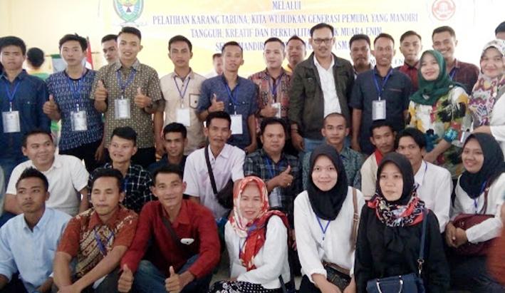 DPMD Gelar Pelatihan Karang Taruna