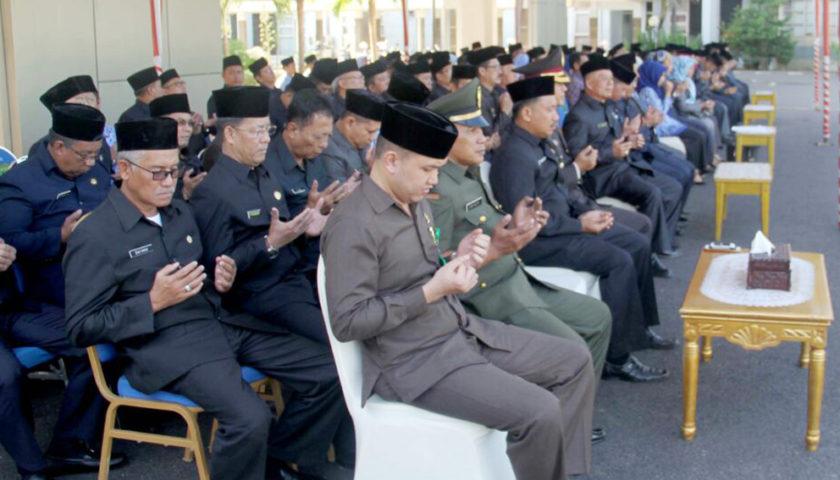 Hari Kebangkitan Nasional, Sekda Ajak Masyarakat Seirama