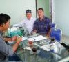 Sengketa Lahan Dengan PT Pinago, Warga Lapor ke Satgas P2KA