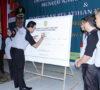 Pemkab Muba Deklarasi Kecamatan Layak Anak