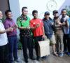 Ketua FPTI Sumsel Sambangi Atlet Nasional Panjat Tebing