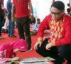 Giri Ramanda Bangga Lihat Anak-Anak Ikut Lomba Mewarnai