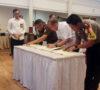 Penjabat Bupati Muaraenim Tandatangani Perjanjian Kerjasama APIP dan APH