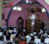 Plt Bupati Muba Sholat Idul Fitri di Bailangu Timur