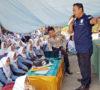 Polsek Sanga Desa Berikan Penyuluhan Bahaya Narkoba