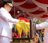 Pj Bupati Muaraenim Pimpin Upacara HUT RI ke-73