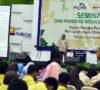 PTBA Komitmen Jaga Kelestarian Lingkungan Hidup