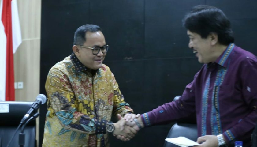 Cegah dan Berantas Korupsi, KPK Gandeng Kadin Sumsel