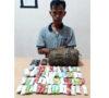 Ganja 1,5 Kg Berhasil Diamankan Satres Narkoba Muaraenim