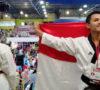 Atlet Taekwondo Borong Tiga Medali