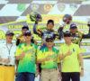 Kejurnas Motoprix Region I Sumatera di Muba Sukses