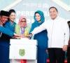 Dodi-Deru Launching Kampung KB di Muba