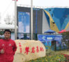 Hinayah Asal Muba Masuk 4 Besar The Belt and Road International Climbing Master Tournament