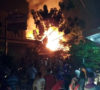 4 Rumah Hangus Terbakar
