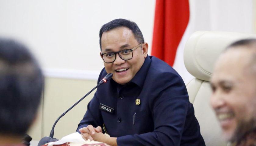 Pertama di Indonesia, Pemkab Muba akan Dirikan Pabrik CPO Bersama PT Global Wakaf Corporation