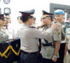 6 Pejabat Polres Muaraenim Dimutasi