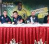 Jokowi dan Alex Noerdin Bakal Merumput Bareng Ronaldinho