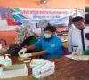 60 Siswa SMPN 1 Ujanmas Tes Urine