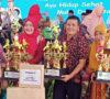 Borong Juara Sekolah Sehat Tingkat Provinsi