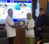 Atasi Konflik Sosial, Pemkab Muba dan Pemkot Bandung Saling Tukar Informasi